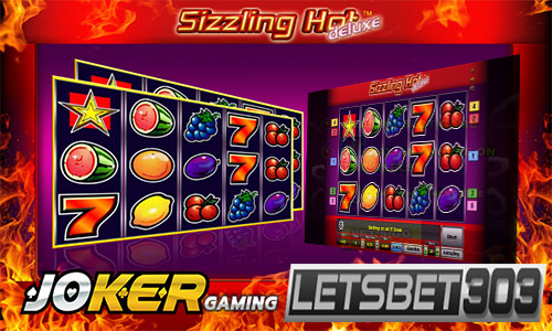 Arena Taruhan Slot Joker123 Sizzling Hot