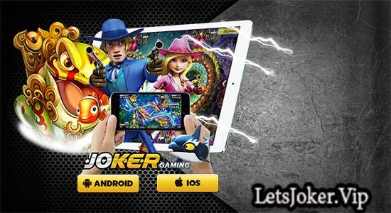 Agen Slot Online Uang Asli Joker123 Di LetsJoker123