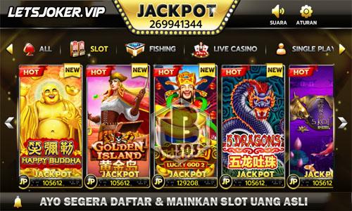 Daftar Situs Judi Slot Online Terpercaya Dan Terlengkap