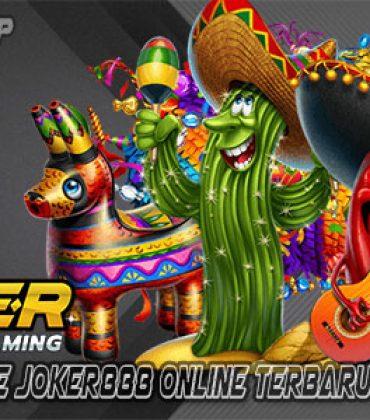 Situs Game Joker888 Online Terbaru Tahun 2019