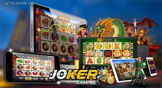 Agen Slot Joker Gaming Yang Paling Direkomendasi