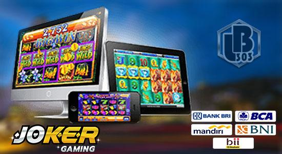 Game Judi Slot Terbaru Dari Joker123 Di Indonesia